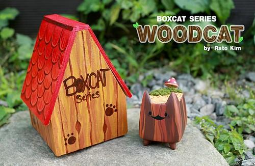 Rato Kim WoodCat House 1