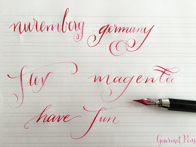 Review Kaweco Special Dip Pen @JetPens @Kaweco_Germany 9