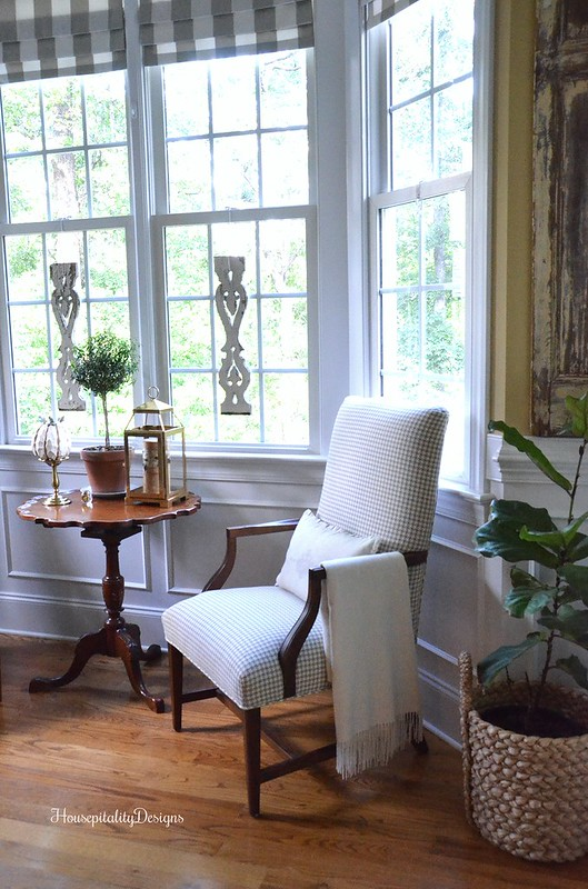 Dining Room - Bay Window - Housepitality Designs