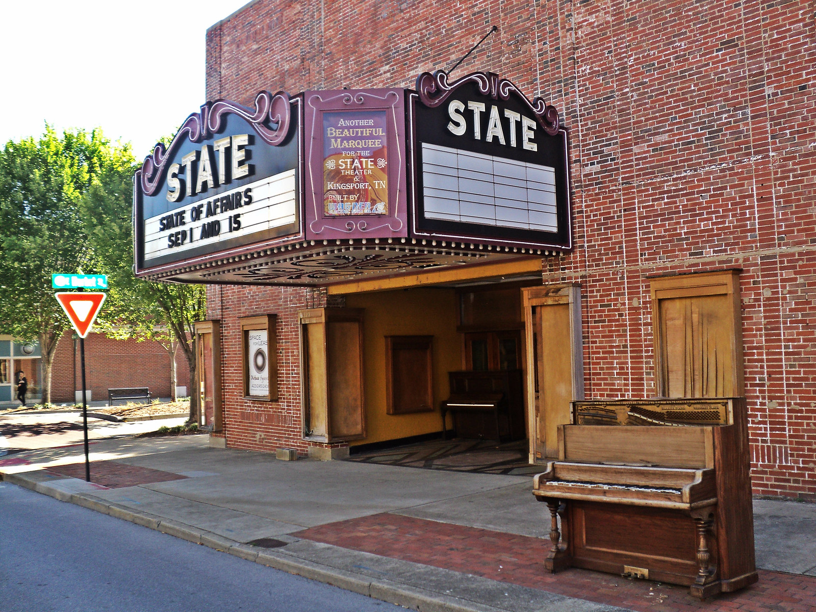 The State Theater -- Kingsport, Tennessee