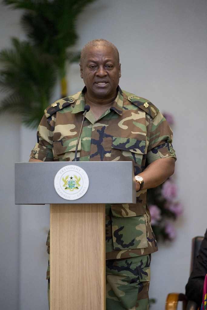 Soldier Mahama