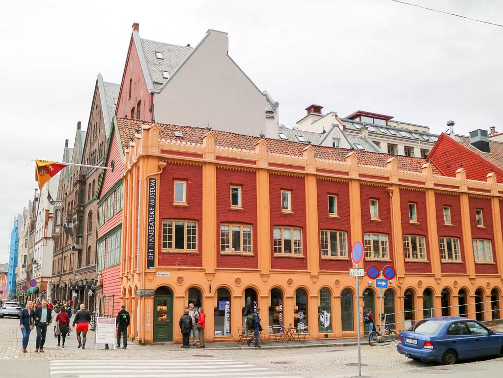 Fachada Museo Hanseatico