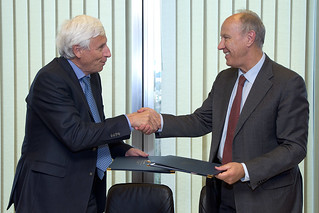 WIPO and University of Geneva Sign Cooperation Agreement | by WIPO | OMPI