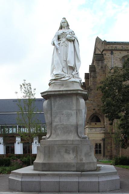 Queen Victoria, Blackburn