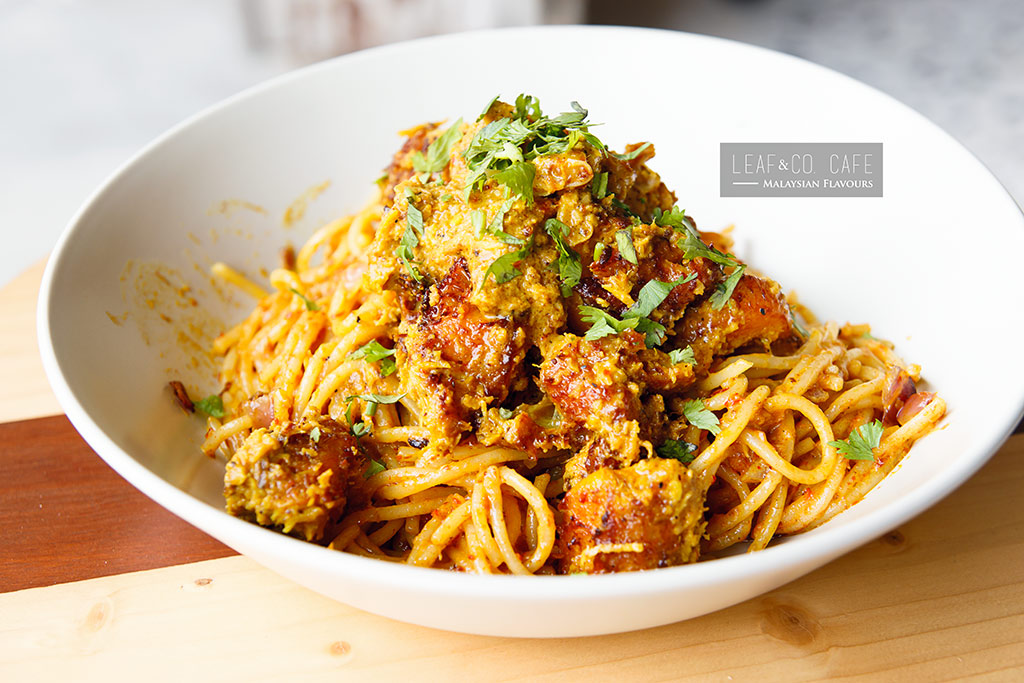 spaghetti leaf n co