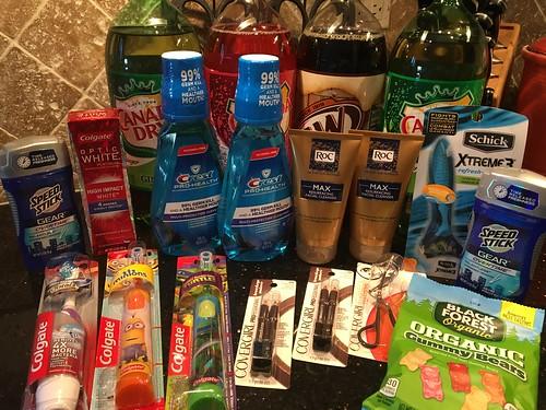 Drugstore Shopping September 18