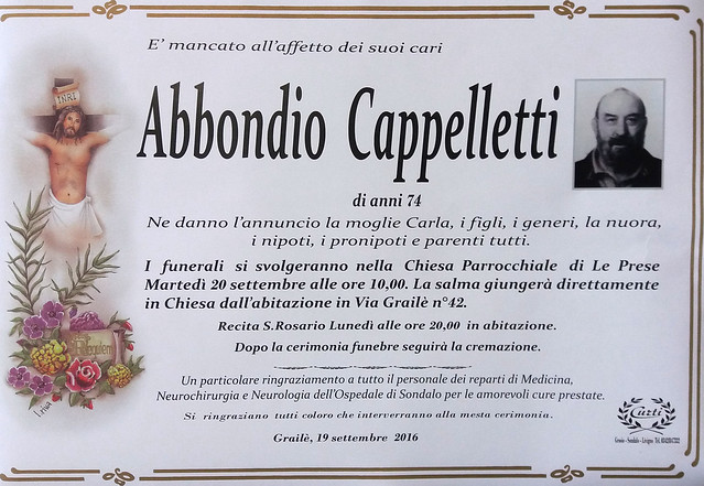 Cappelletti Abbondio