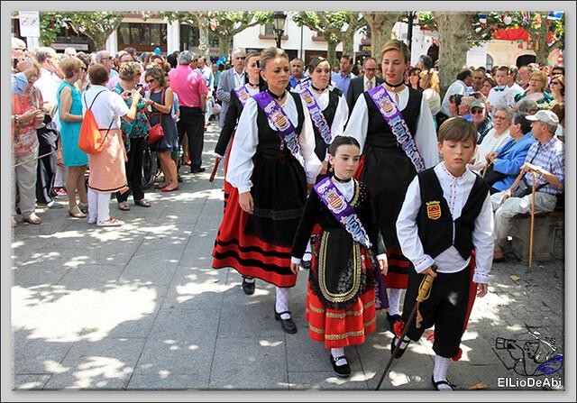 Briviesca en Fiestas 2016 Sopa de ajo, Recepción y canto del Himno a Briviesca 1 (7)