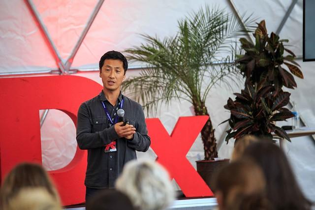 TEDxArendal 2016: Workshop, Per Ivar Selvaag