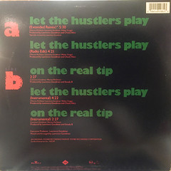 STEADY B:LET THE HUSTLERS PLAY(JACKET B)