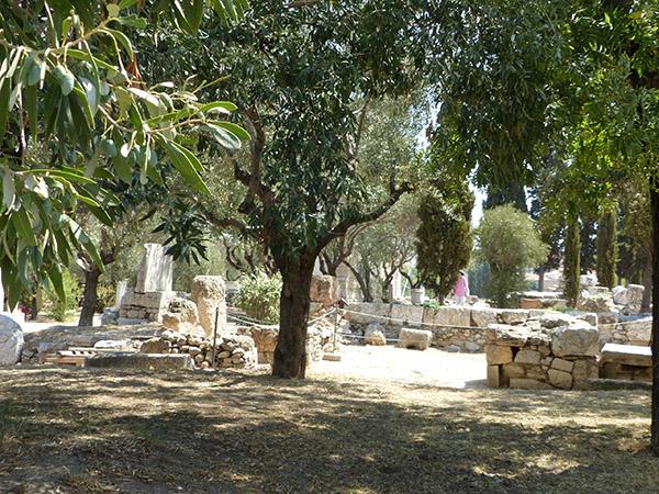 le cimetière du céramique 7