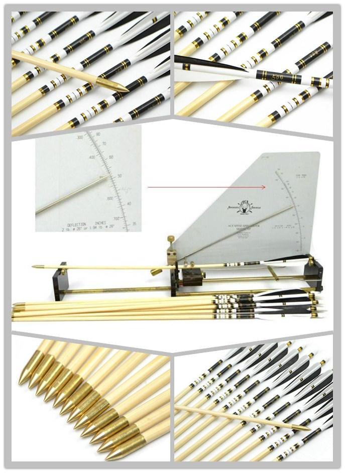 cedar wood arrows