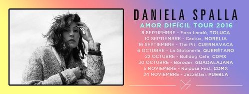 Daniela Spalla | Amor Difícil Tour 2016