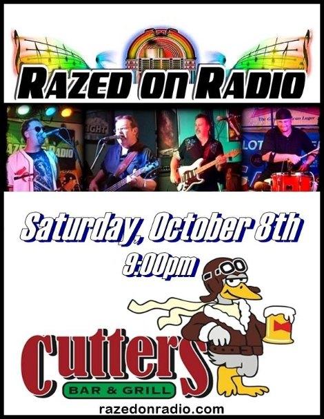 Razed On Radio 10-8-16