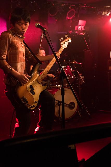 THE NICE live at 獅子王, Tokyo, 15 Sep 2016 -1010230