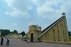 Jaipur - Jantar Mantar giant sun dial