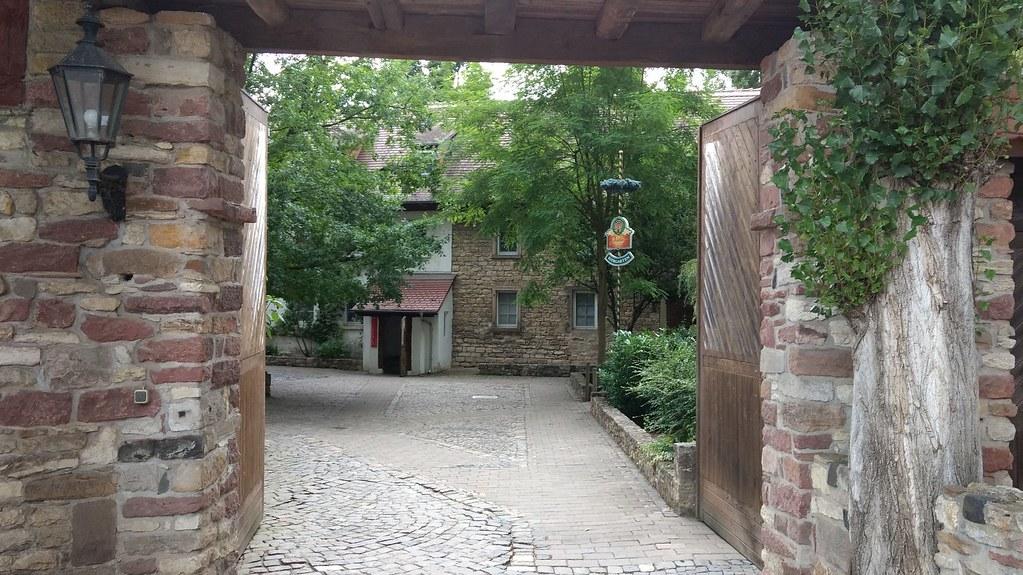 Jordan's Untermühle
