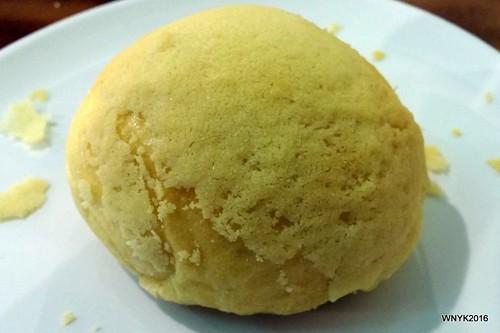 Baked Charsiew Bun