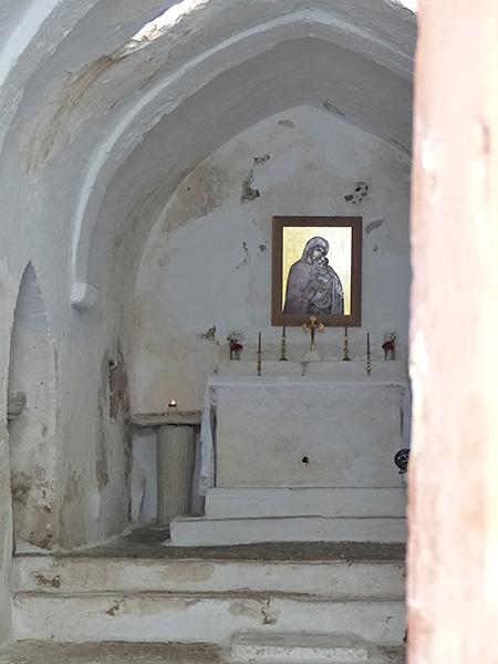 vierge de la vieille église