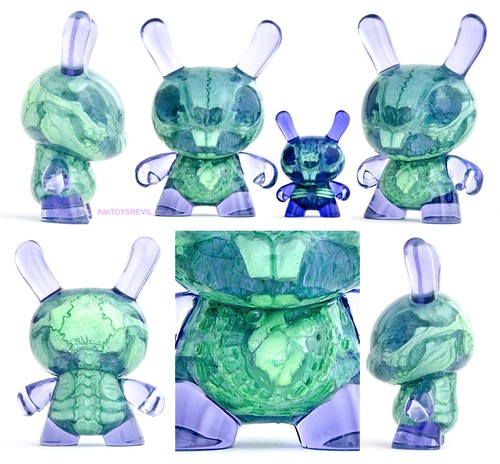 INFECTED DUNNY LAVENDAR