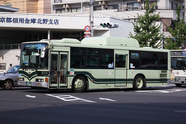 2016/09/01 京都市交通局 1266