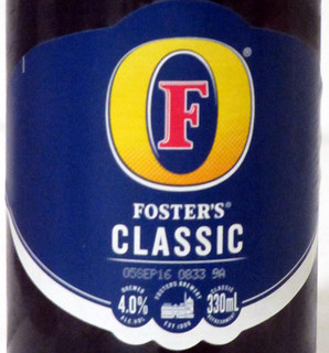 Fosters Classic Lager