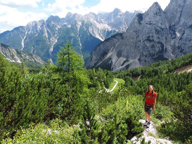 Slemenova špica, Triglav National Park, Slovenia