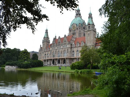 parc rathaus 4 locuri de vizitat in Hanovra