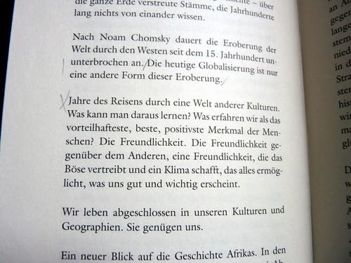 """Ryszard Kapuściński """"Notizen eines Weltbürgers"""""""