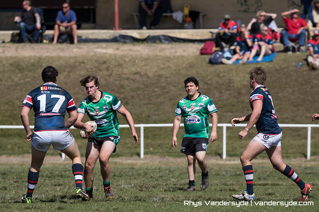 Central Coast Rugby League in 2016