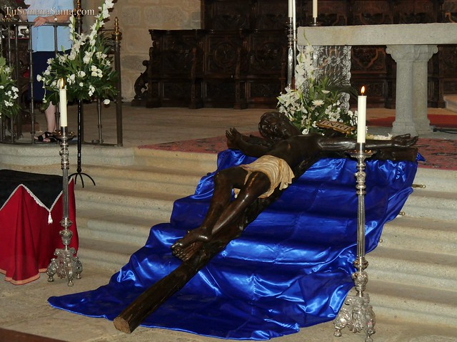 Procesión Claustral Cristo Negro