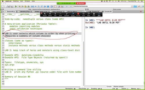 Teaching @ a Code School