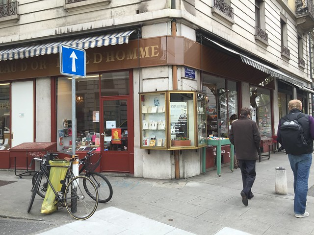 Librairie Age d'Homme Geneve