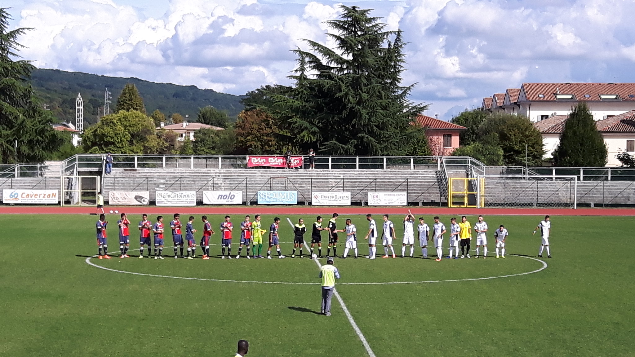 Montebelluna- Virtus Verona 1-2, primo sorriso in trasferta!