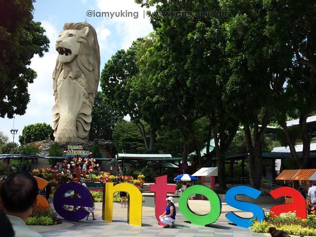 Singapore Sentosa06Hotel Michael Review