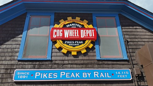 Cog Railway Depot