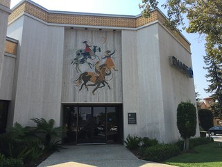 UntChase Bank mosaic, Lincoln Avenue San Jose CA, 23 August 2016tled
