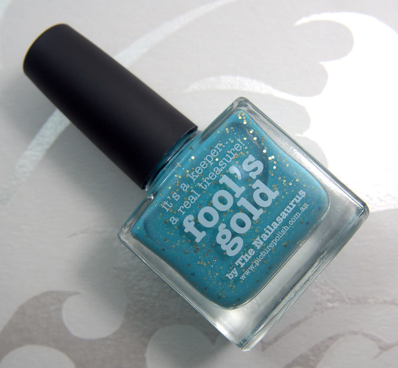 Picture Polish Fool´s Gold CesarsShop