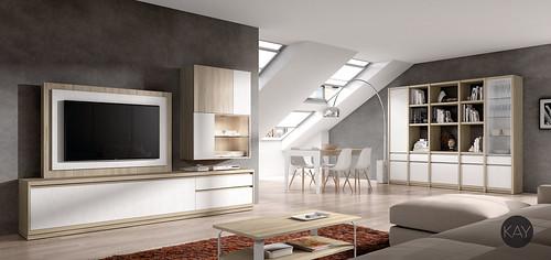 Fabrica de mobiliario para Salones moderno y Comedores modernos