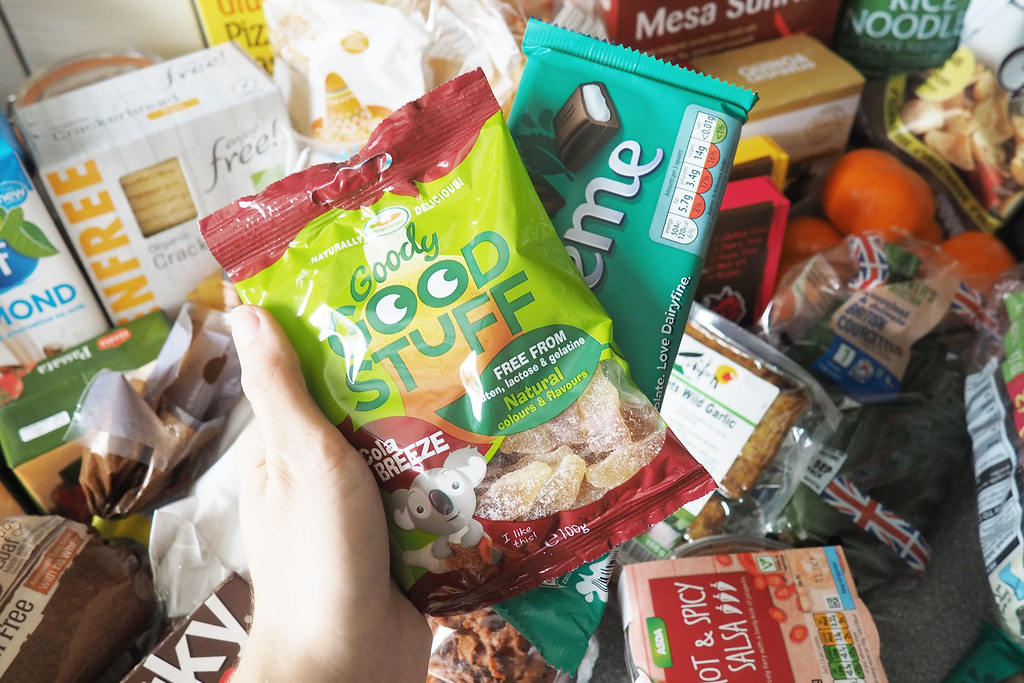 vegan food haul 3