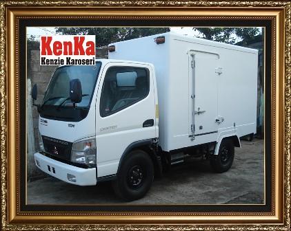 Karoseri Truck ISUZU - 1