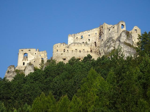 Lietava hrad