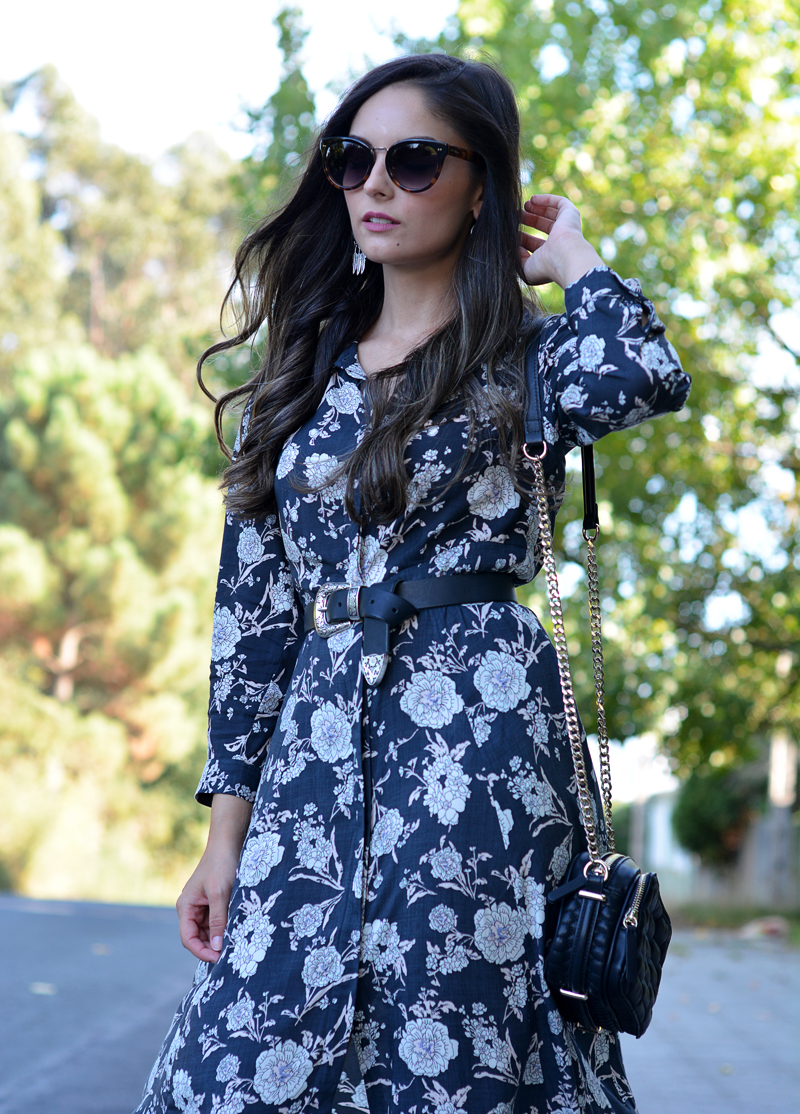 zara_ootd_lookbook_street style_floral dress_03