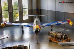 MM51-11049 51-29 - 2142-502B - Italian Air Force - Republic F-84G Thunderjet - Italian Air Force Museum Vigna di Valle, Italy - 160614 - Steven Gray - IMG_0994_HDR