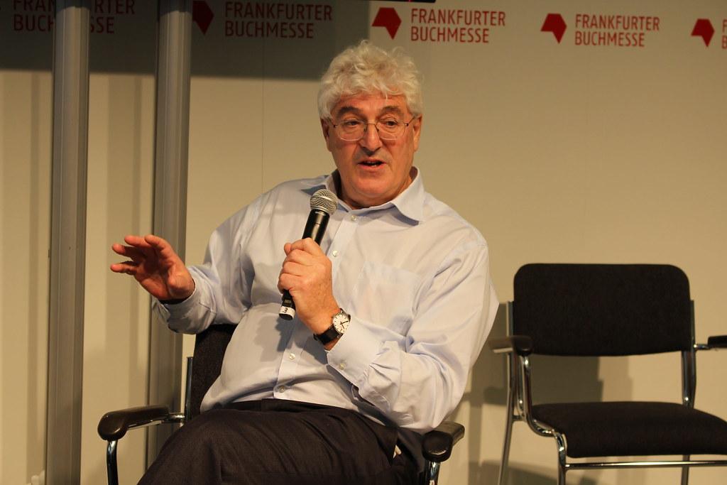 Richard Charkin (Bloomsbury, IPA)