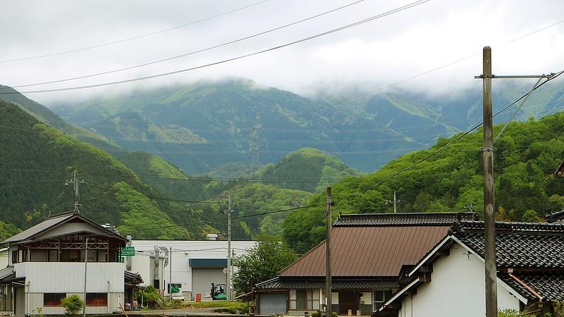 Anisa's inaka, Okayama, Japan