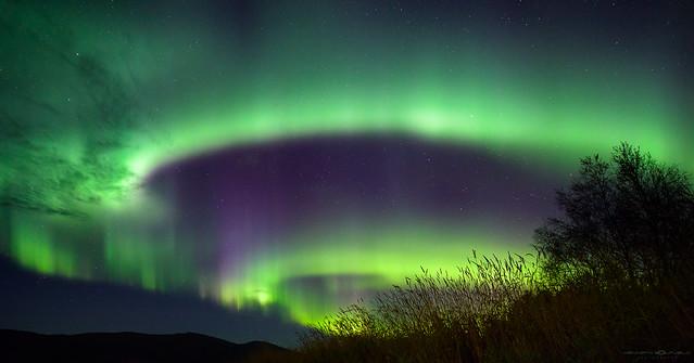 Aurora Borealis 26 September 2016