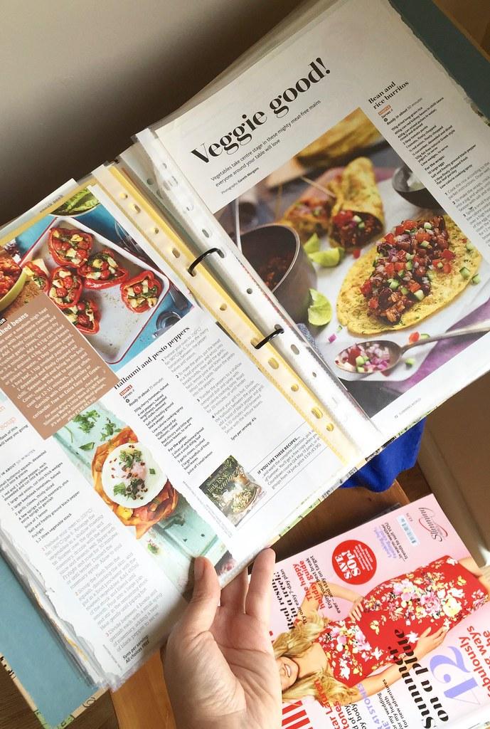how I organise my recipes 5
