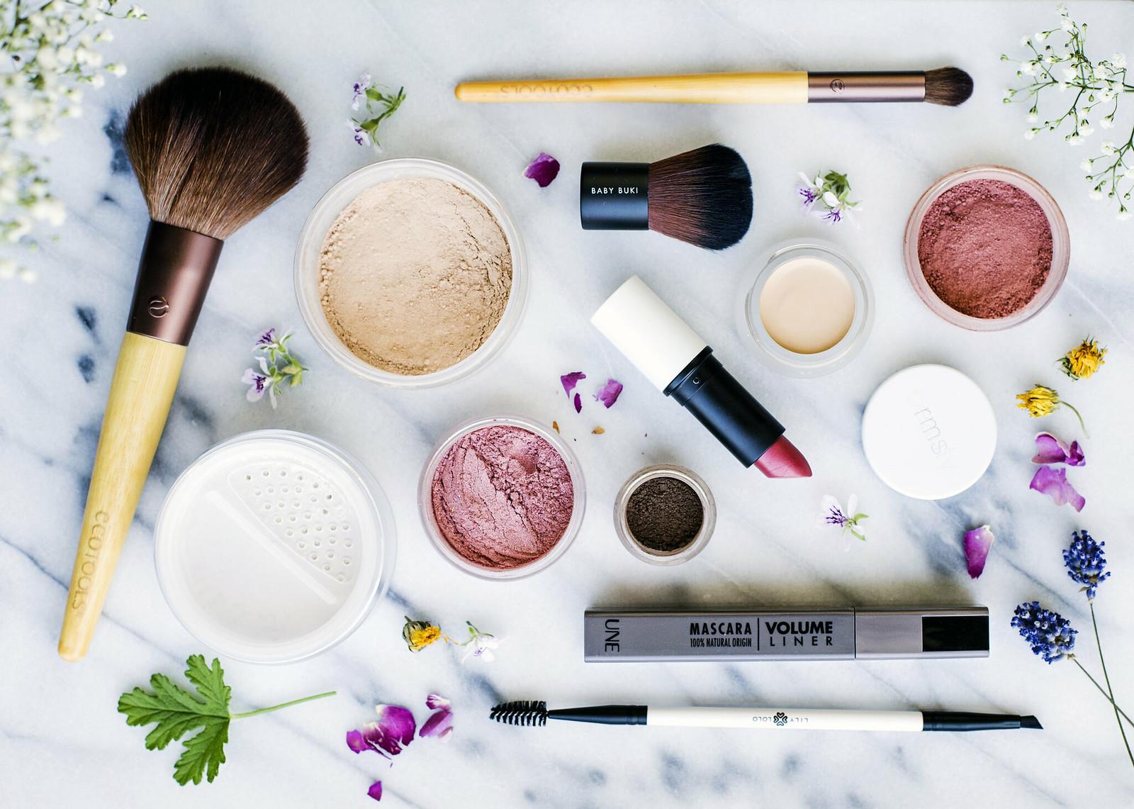 Ekosmink / Ekologisk Makeup