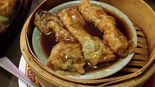 Beancurd Rolls at Pu Kwong